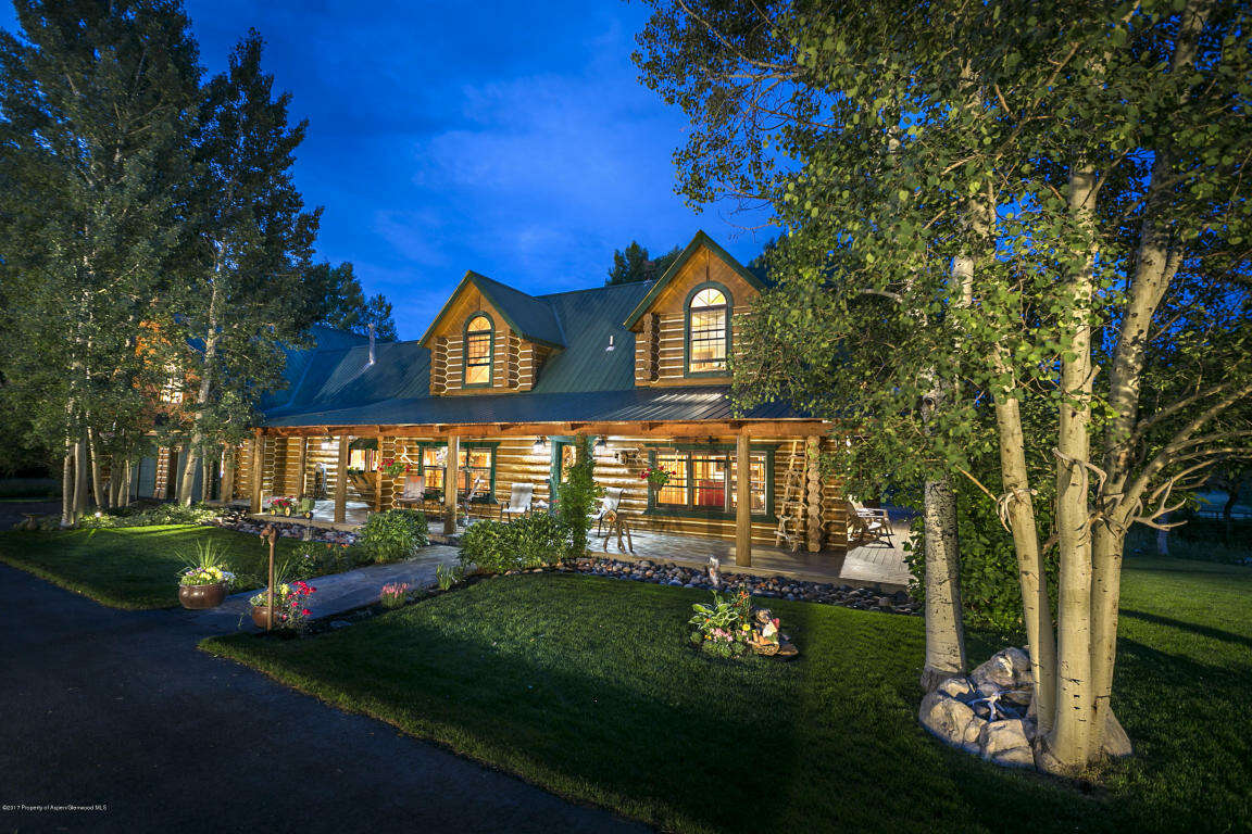 Single Family for Sale at 10 County Road 125 Glenwood Springs, Colorado 81601 United States