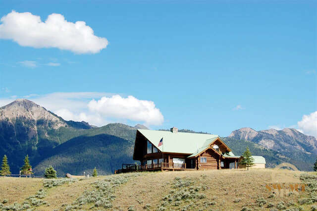 Single Family for Sale at 33 Sheep Creek Road Cameron, Montana 59720 United States
