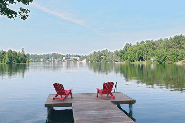 Single Family for Sale at 338 Mirror Lake Drive Lake Placid, New York 12946 United States