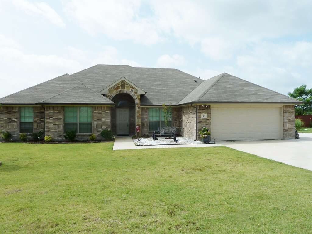 Home Listing at 204 Universal Drive, FATE, TX