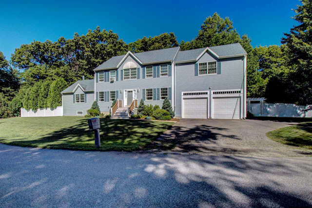 Single Family for Sale at 8 Nicholas Way Seabrook, New Hampshire 03874 United States