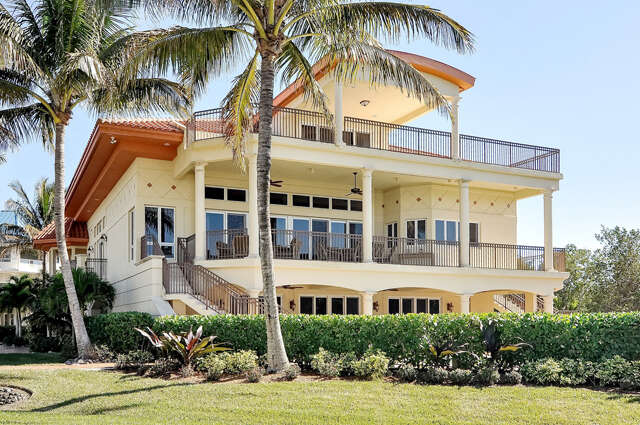 Single Family for Sale at 161 Beach Marco Island, Florida 34145 United States