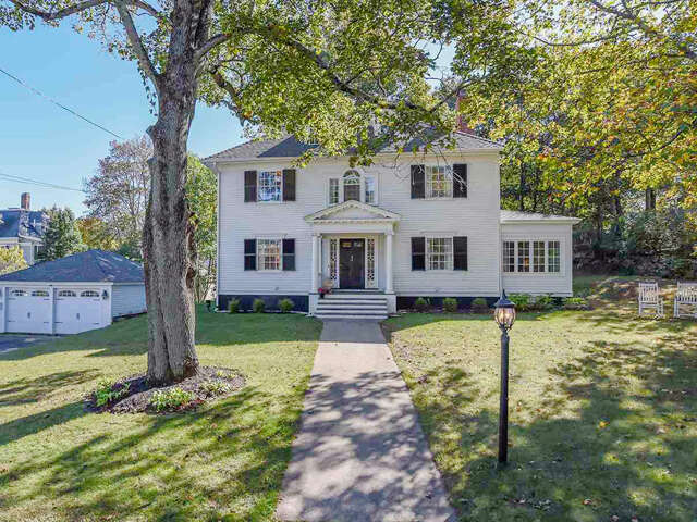 Single Family for Sale at 752 South Street Portsmouth, New Hampshire 03801 United States