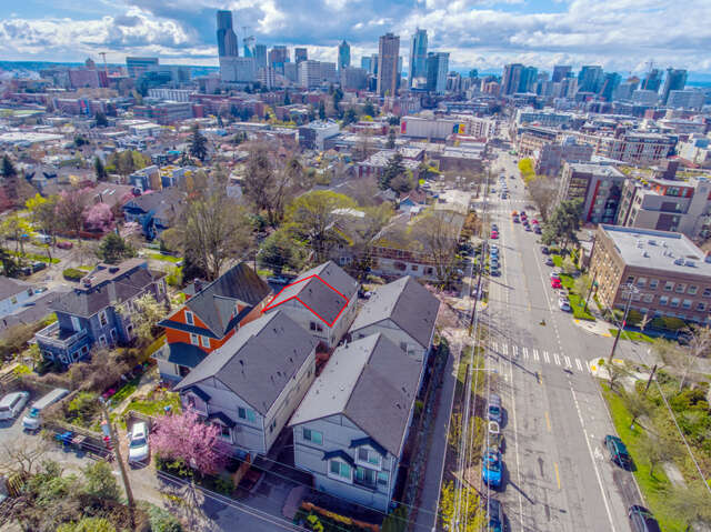 Single Family for Sale at 1136 15th Ave #B Seattle, Washington 98122 United States