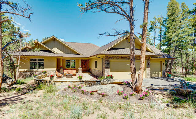 Single Family for Sale at 2269 Fox Acres Dr E Red Feather Lakes, Colorado 80545 United States