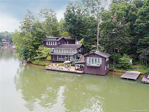 Single Family for Sale at 726 E Lakeshore Drive Landrum, South Carolina 29356 United States