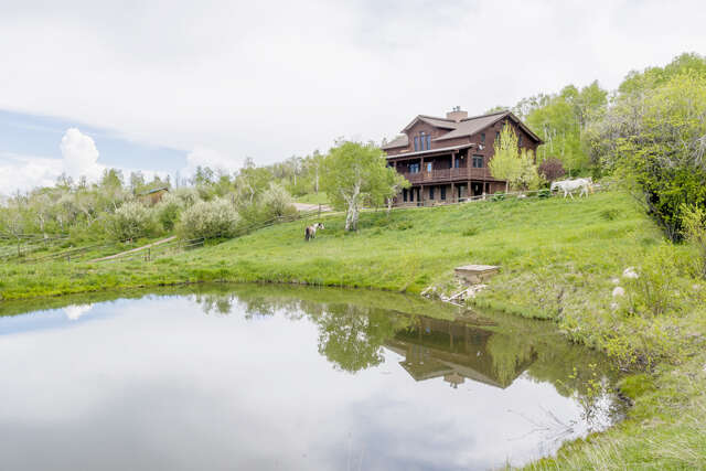 Single Family for Sale at 23375 Blue Valley Lane Oak Creek, Colorado 80467 United States
