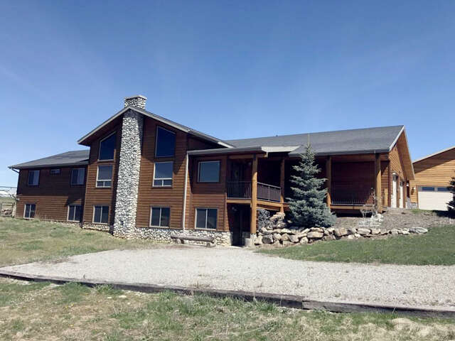 Single Family for Sale at 265 Quaking Aspen Way, Etna, Wyoming 83118 United States