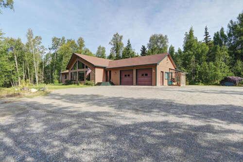 Home Listing at 2051 W Glacier Avenue, WASILLA, AK