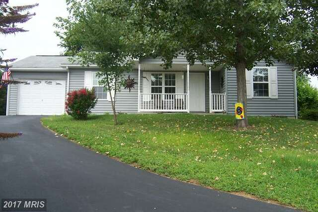 Real Estate for Sale, ListingId:46722665, location: 548 RELIANCE ROAD Martinsburg 25403
