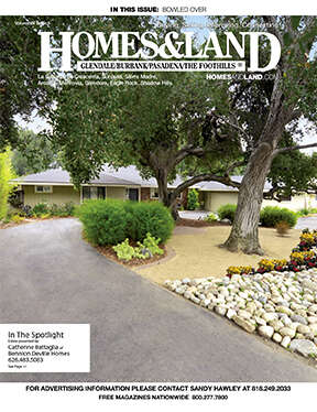 HOMES & LAND Magazine Cover. Vol. 28, Issue 05, Page 11.