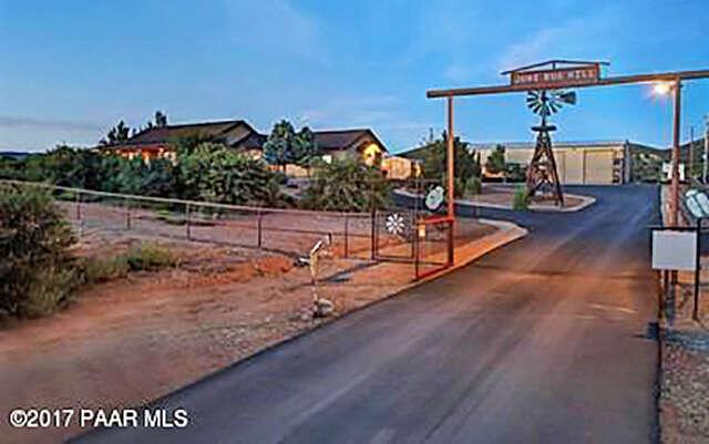Single Family for Sale at 14180 E June Lane Dewey, Arizona 86327 United States