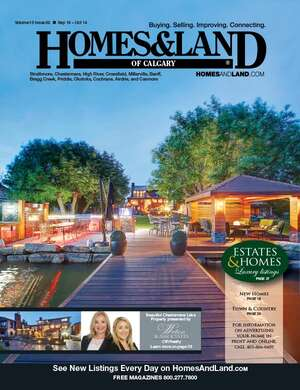 HOMES & LAND Magazine Cover. Vol. 15, Issue 02, Page 29.