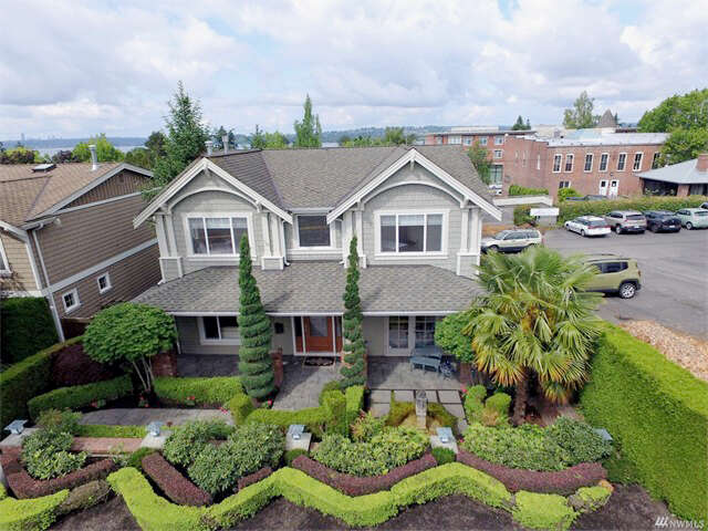 Single Family for Sale at 605 1st St Kirkland, Washington 98033 United States