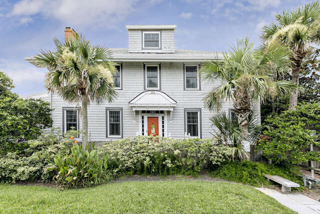 Single Family for Sale at 291 Beach Ave Atlantic Beach, Florida 32233 United States