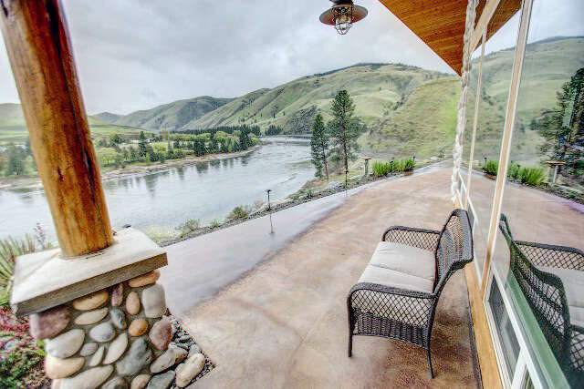 Single Family for Sale at 250 River Bend Road White Bird, Idaho 83554 United States