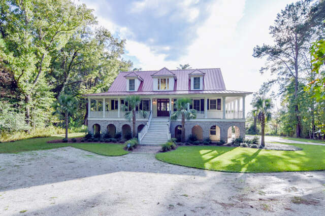 Single Family for Sale at 1021 Hughes Road Johns Island, South Carolina 29455 United States