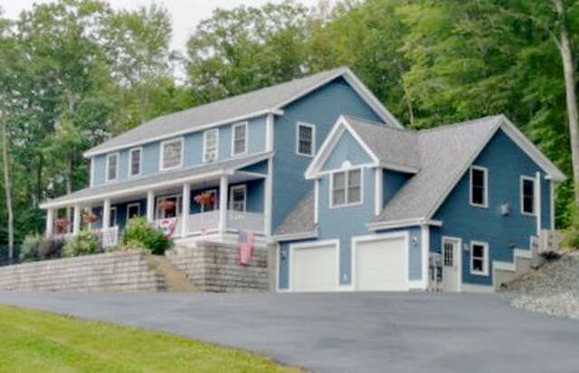 Single Family for Sale at 56 Carter Mountain Road New Hampton, New Hampshire 03256 United States