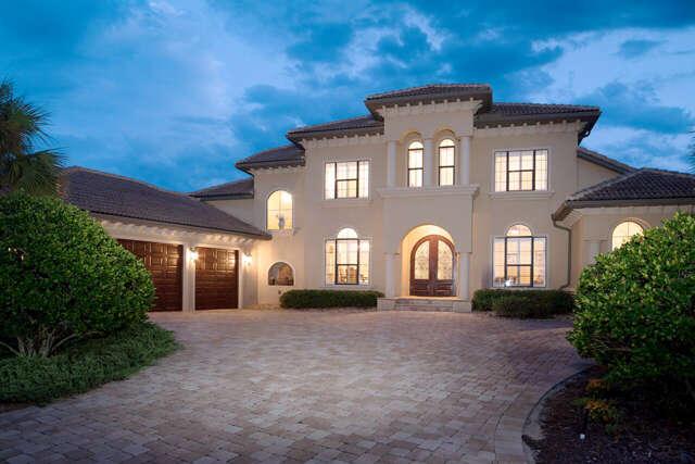 Single Family for Sale at 6 Cypress Hammock Way Palm Coast, Florida 32137 United States