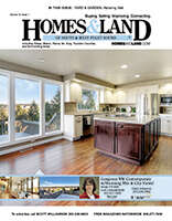HOMES & LAND Magazine Cover. Vol. 35, Issue 07, Page 15.