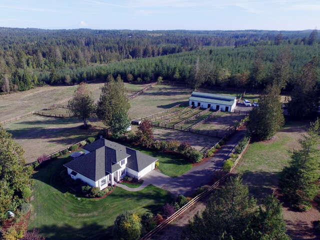 Single Family for Sale at 900 Peter Hagen Rd W Seabeck, Washington 98380 United States