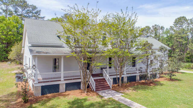 Single Family for Sale at 5470 Nashfield Road Hollywood, South Carolina 29449 United States