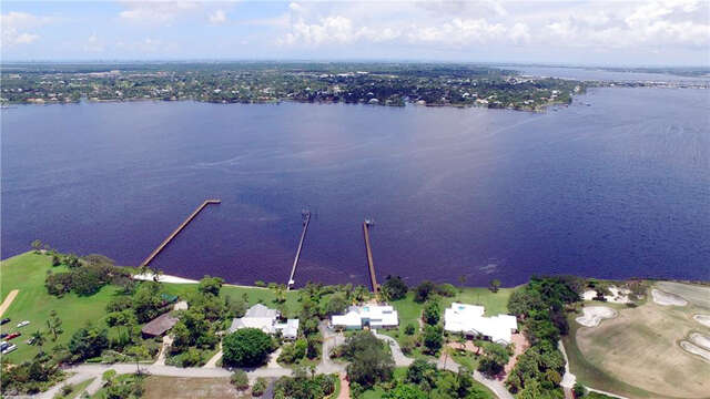 Single Family for Sale at 3315 NW Perimeter Road Palm City, Florida 34990 United States