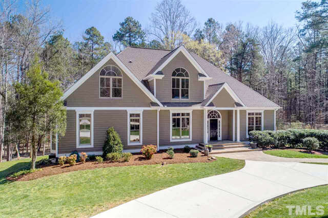 Single Family for Sale at 3908 Rowan Walk Hillsborough, North Carolina 27278 United States