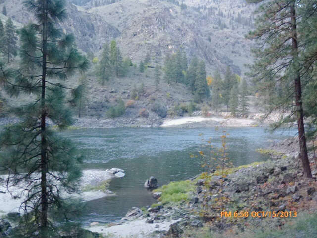 Single Family for Sale at 2779 Salmon River Road Riggins, Idaho 83549 United States