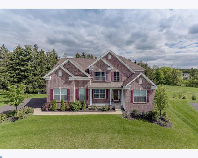 Single Family for Sale at 3010 Tyler Way Chalfont, Pennsylvania 18914 United States