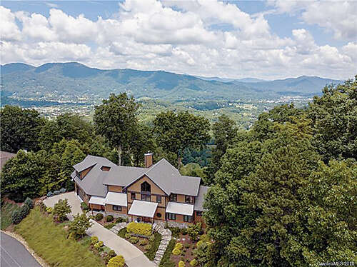 Single Family for Sale at 665 Hickory Drive Waynesville, North Carolina 28786 United States