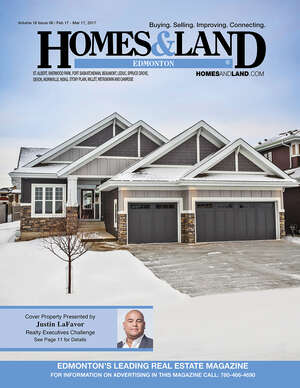 HOMES & LAND Magazine Cover. Vol. 16, Issue 06, Page 11.