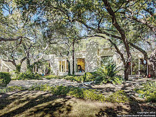 Single Family for Sale at 111 Fox Hall Ln Castle Hills, Texas 78213 United States