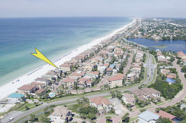 Investment for Sale at Lot 16 Ocean Boulevard Destin, Florida 32541 United States