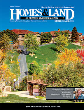 HOMES & LAND Magazine Cover. Vol. 12, Issue 07, Page 23.