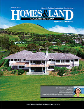 HOMES & LAND Magazine Cover. Vol. 28, Issue 02, Page 30.