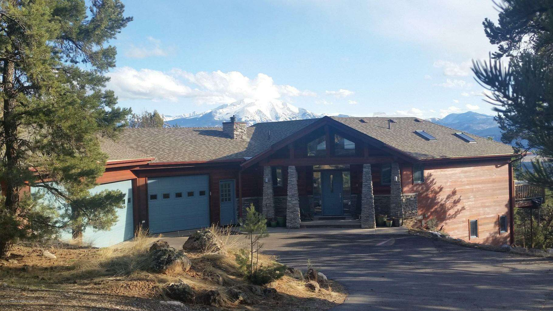 Single Family for Sale at 206 Cedar Cove Glenwood Springs, Colorado 81601 United States