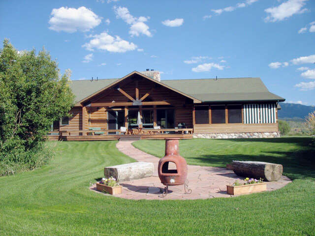Single Family for Sale at 500 Mcneel Power Plant Road Alpine, Wyoming 83128 United States