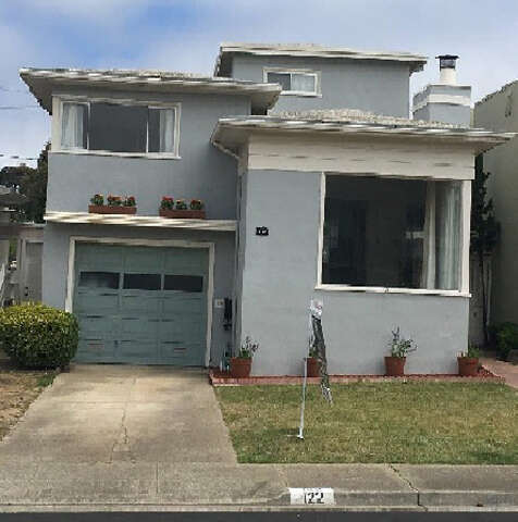 Single Family for Sale at 122 Westlawn Ave Daly City, California 94015 United States