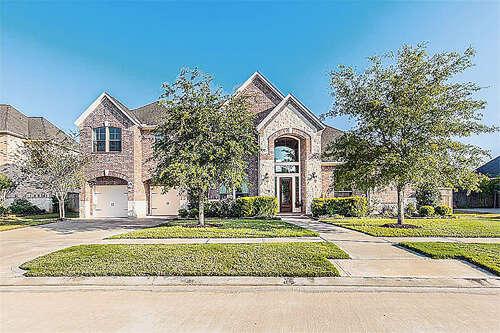 Single Family for Sale at 6314 Flewellen Falls Lane Fulshear, Texas 77441 United States