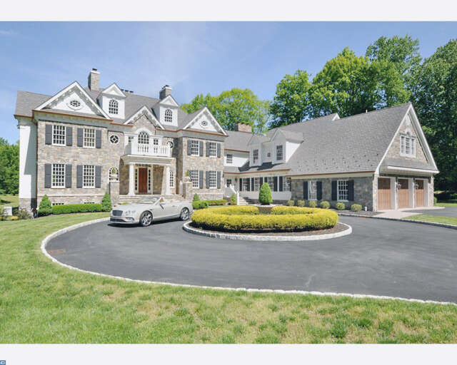Single Family for Sale at 877 Cox Road Moorestown, New Jersey 08057 United States