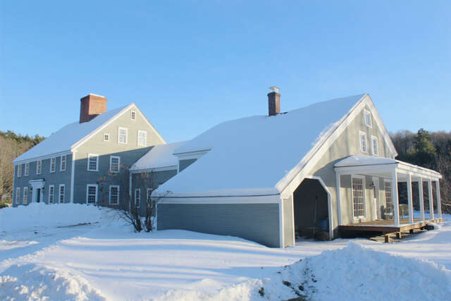 Single Family for Sale at 33 Burke Road Orwell, Vermont 05760 United States