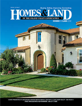 HOMES & LAND Magazine Cover. Vol. 33, Issue 07, Page 31.