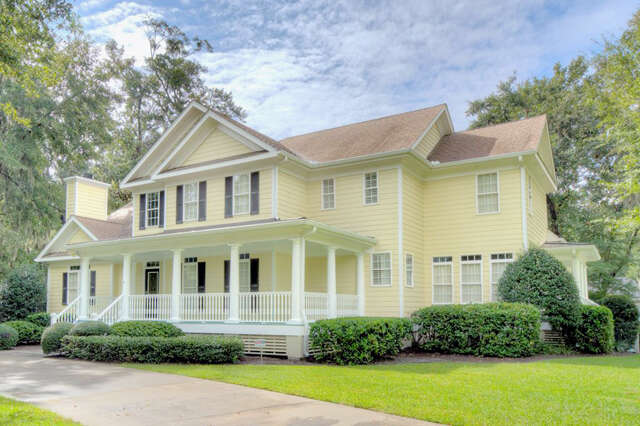 Single Family for Sale at 117 Cypress Point St. Simons Island, Georgia 31522 United States