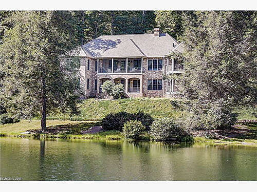 Single Family for Sale at 1111 Lyday Creek Road Pisgah Forest, North Carolina 28768 United States