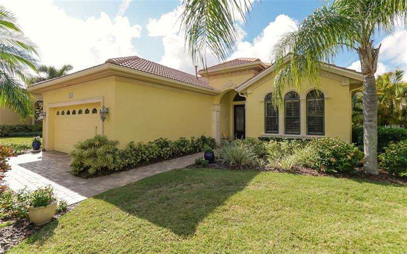 Single Family for Sale at 7440 Riviera Cove Lakewood Ranch, Florida 34202 United States