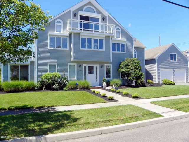 Single Family for Sale at 101 Seaside Place Sea Girt, New Jersey 08750 United States