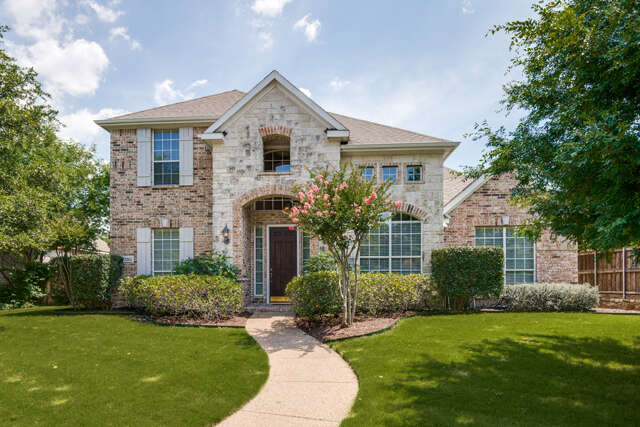 Home Listing at 5263 Loma Alta DR, FRISCO, TX