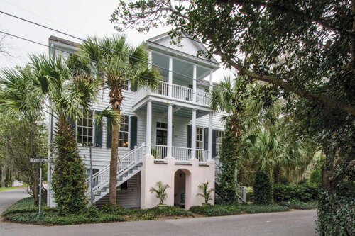 Single Family for Sale at 409 Federal Street Beaufort, South Carolina 29902 United States