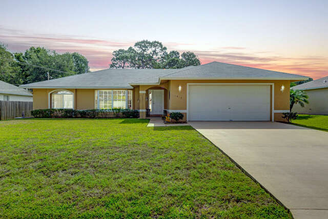 Real Estate for Sale, ListingId:44977183, location: 3419 SW Fashoda Street Pt St Lucie 34953